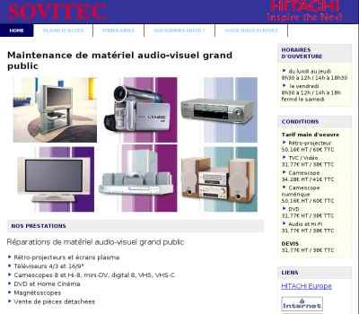 The SOVITEC company was deregistered on July 1, 2013 ...